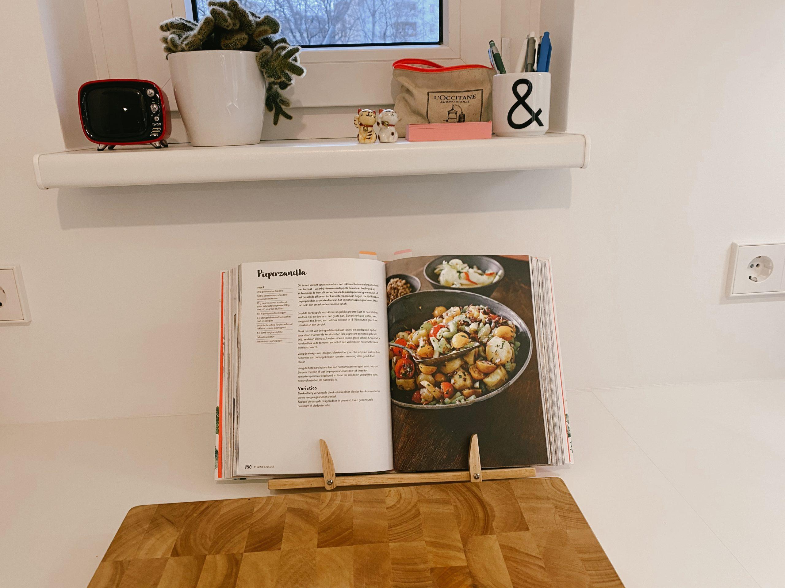 houten keuken accessoires