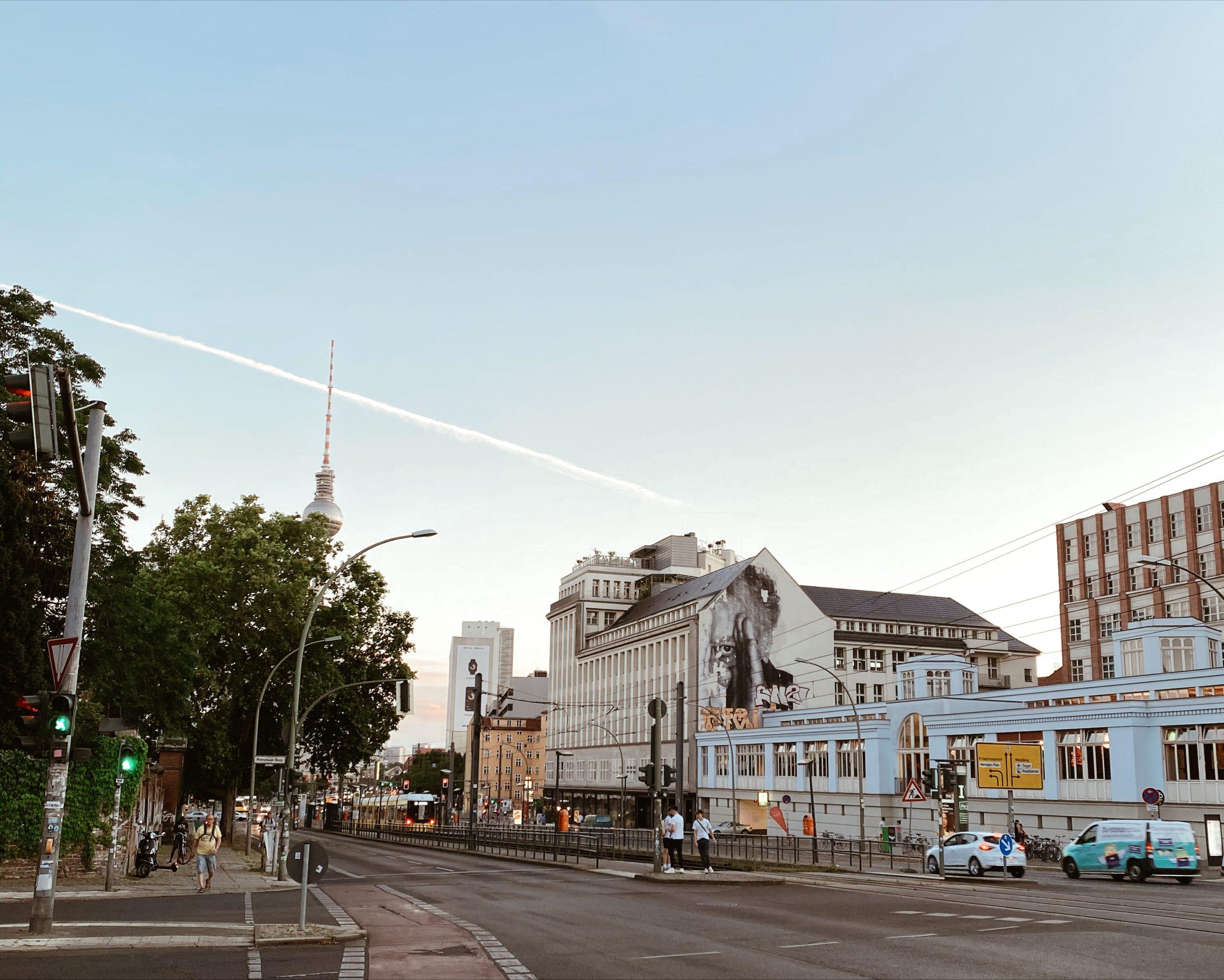 wonen in Berlijn