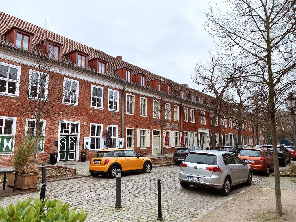 Hollandse wijk Potsdam